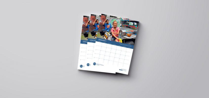 Free 2019 Calendar!